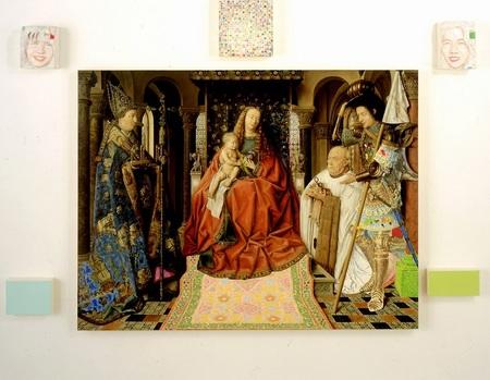 Jan van Eyck Dream a Dream Sumimaro-1997.JPG