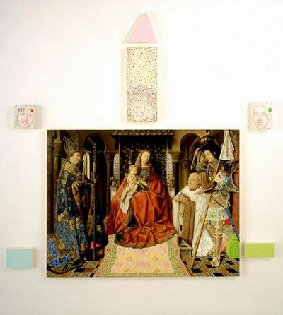 Jan van Eyck Dream a Dream Sumimaro 1997.JPG