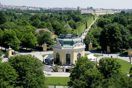 Luftbild Kaiserpavillon, Tiergarten Schonbrunn.jpg