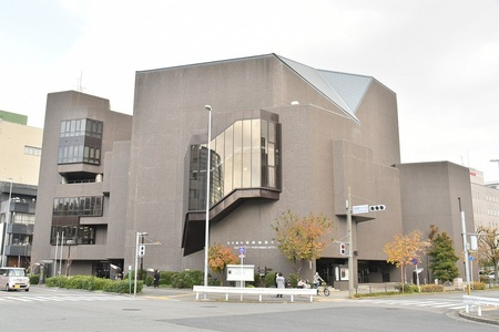 Nagoya City Performing Arts Center view.JPG