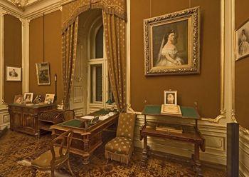 Schonbrunn Palace, Study of Emperor Franz Joseph.jpg