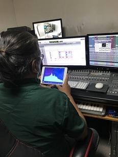 my blue heaven recording engineer.JPG
