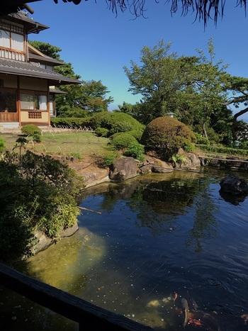 taikanso garden connecting passageway 7.JPG