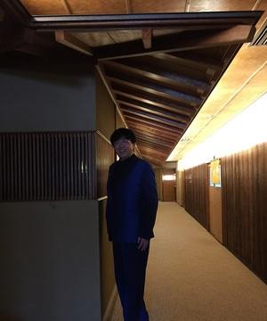 tak taikanso corridor.JPG